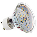 3W GU10 LED Spotlight MR16 30 SMD 3014 240 lm Warm White AC 220-240 V