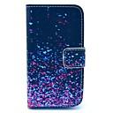Алмазный Фрагмент Pattern PU кожаный чехол с карты держатель для Samsung Galaxy I8160