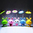 Coway High Quality LED Rabbit Small Table Lamp(Random Color)