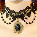 Black Collar Necklaces Wedding / Party / Daily / Casual Jewelry