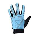 Glove Cycling / Bike Men's Full-finger Gloves Anti-skidding / Touch Gloves Autumn / Winter Blue M - KORAMAN