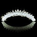 Lureme®Bridal Wedding Party Quality Sparkling Austrian Crystal Tiara Comb