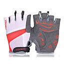 KORAMAN® Sports Gloves Women's / Men's / Unisex Cycling Gloves Summer Bike Gloves Anti-skidding / Breathable Fingerless Gloves Polyester