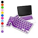 Elonbo Силиконовые клавиатуры Обложка для MacBook Air / Pro с Retina Display 13