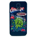 Fish Monster Pattern Hard Case Cover for Samsung Galaxy S5 I9600