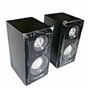 Reallink ® Professional Computer Speakers Wooden Sound Box USB 2.0 Audio Multimedia Subwoofer2 Dual Channel PC Portable Network
