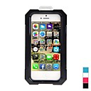 Ipega Waterproof Shockproof Snowfroof Dirtproof Silicon Protective Case with Strap for iPhone 5 /5S (Assorted Colors)