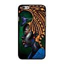 Африканская женщина Стиль Пластиковые Жесткий Назад Чехол для iPhone 6