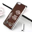 Гальваника Футляр Зеркальное Harley Eagle PC металл для iPhone 6 Plus (разных цветов)