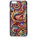 Doopootoo ™ Мода ацтеков Цветок племенные окрашены Pattern Тонкий чехол Назад Пластик Hard Cover чехол для iPhone 6 Plus 5.5