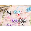 X25 Стиль Jelly Цвет In-Ear Наушники для iPhone и других (разных цветов)