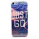 Just Go Посмотреть шаблон Жесткий чехол для iPhone 5C