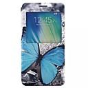 Графический / Специальный дизайн искусственная кожа / Пластиковые ящики с подставкой / задняя обложка для Samsung GALAXY A7