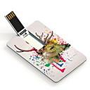 32GB Elaphurus Davidianus Дизайн USB-шаблон карты флэш-накопитель