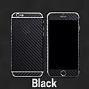 Шаблон углерода для всего тела Защитная пленка для iPhone наклейки 4 / 4S (разных цветов)