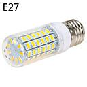 1 шт E14 / G9 / E26 / E27 15 Вт SMD 5730 69 1 500 LM Теплый белый / Холодный белый B Кукуруза лампы переменного тока 220-240 / 110-130 V AC