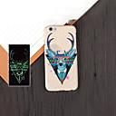 Монстр 2 шаблон Серебристые Стиль тиснением Feel мобильного телефона Защита Чехол для iPhone 5 / 5S