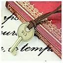 Vintage ключевых фигур фигуры ожерелье (1 шт)