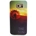 Одуванчик Приходите картина Pattern Sun ТПУ Мягкий чехол для Samsung Galaxy S3 / S4 / S5 / S6
