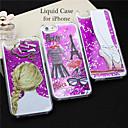 MAYCARIGraceful Девушки Bling Плывун Звезда Pattern Прозрачный чехол назад компьютер для iPhone 6 / iPhone 6S (разных цветов)