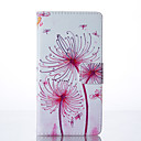Dandelion Painted PU Phone Case for Huawei P9/P9lite