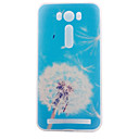 TPU Material Dandelion Painted Pattern Soft Phone Case for Asus ZenFone Max ZC550KL