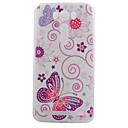 TPU Material Butterfly Painted Pattern Soft Phone Case for Asus ZenFone Max ZC550KL