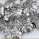 charme bloqueio liga de prata sorte das mulheres para a jóia DIY