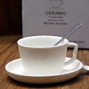 Kaffeetasse Keramik und Untertassen duftenden Tee Tassen