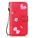 Ganzkörper Brieftasche / Kartenhalter / Stoßfest / Flip Heart PU - Leder Hart Fall-Abdeckung für AppleiPhone 7 plus / iPhone 7 / iPhone
