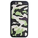 Rückseite Ultra dünn / Muster Camouflage TPU Weich Fall-Abdeckung für Apple iPhone 6s Plus/6 Plus / iPhone 6s/6