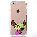 Für Transparent Muster Hülle Rückseitenabdeckung Hülle Hund Weich TPU für AppleiPhone 7 plus iPhone 7 iPhone 6s Plus iPhone 6 Plus iPhone