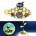Aquarium Decoration Submarine Ornament Non-toxic & Tasteless Resin