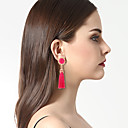 Women's Drop Earrings Earrings Set Fashion Bohemian Personalized Acrylic Resin Alloy Jewelry For Gift Evening Party Stage Club Street