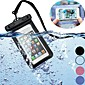 """DF Underwater Bag Waterproof Dry Pouch for iPhone 6S Plus/6 Plus and Other Phones under 5.5"""""""
