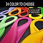 120PCS Quilling Paper 5MMX54CM(24 Color To Choose) DIY Craft Art Decoration