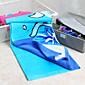 100% algodão Dolphin Imprimir Toalha de Praia