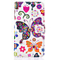 For Samsung Galaxy Case Wallet / Card Holder / with Stand / Flip Case Full Body Case Butterfly PU Leather SamsungJ5 (2016) / J5 / Grand